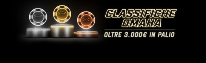 eurobet poker classifiche omaha